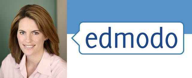Leaning In--At Edmodo