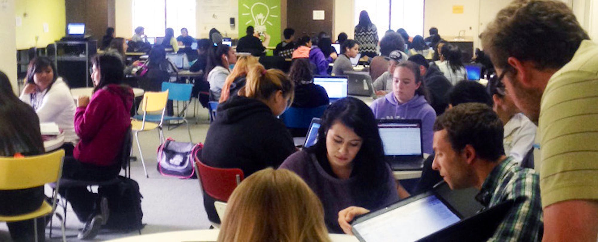 The 'Lean Startup' Model Goes To School