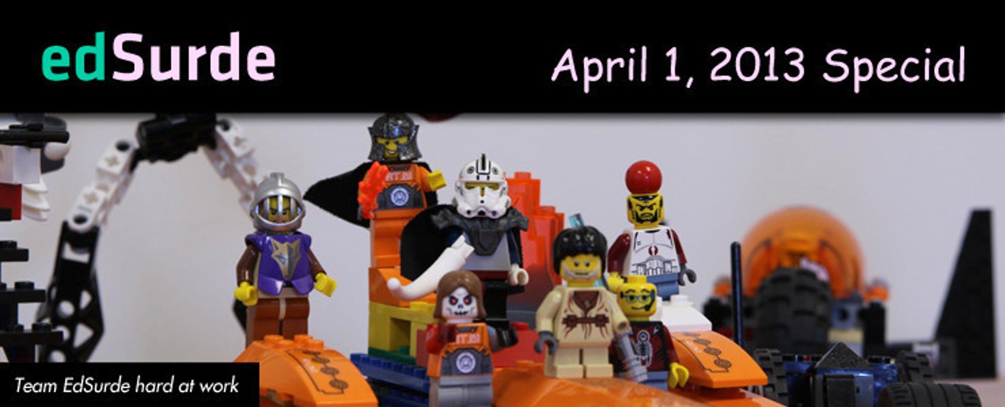 EXTRA! The EdSurde Annual April Special