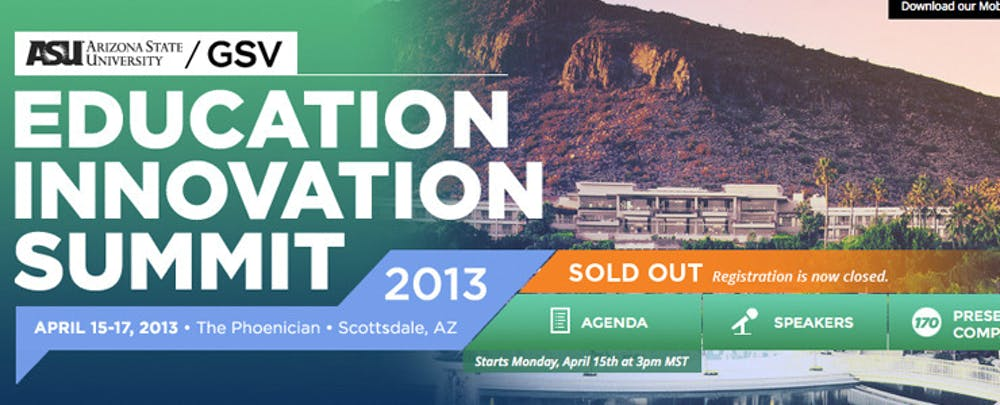 A Cheatsheet to the Education Innovation Summit