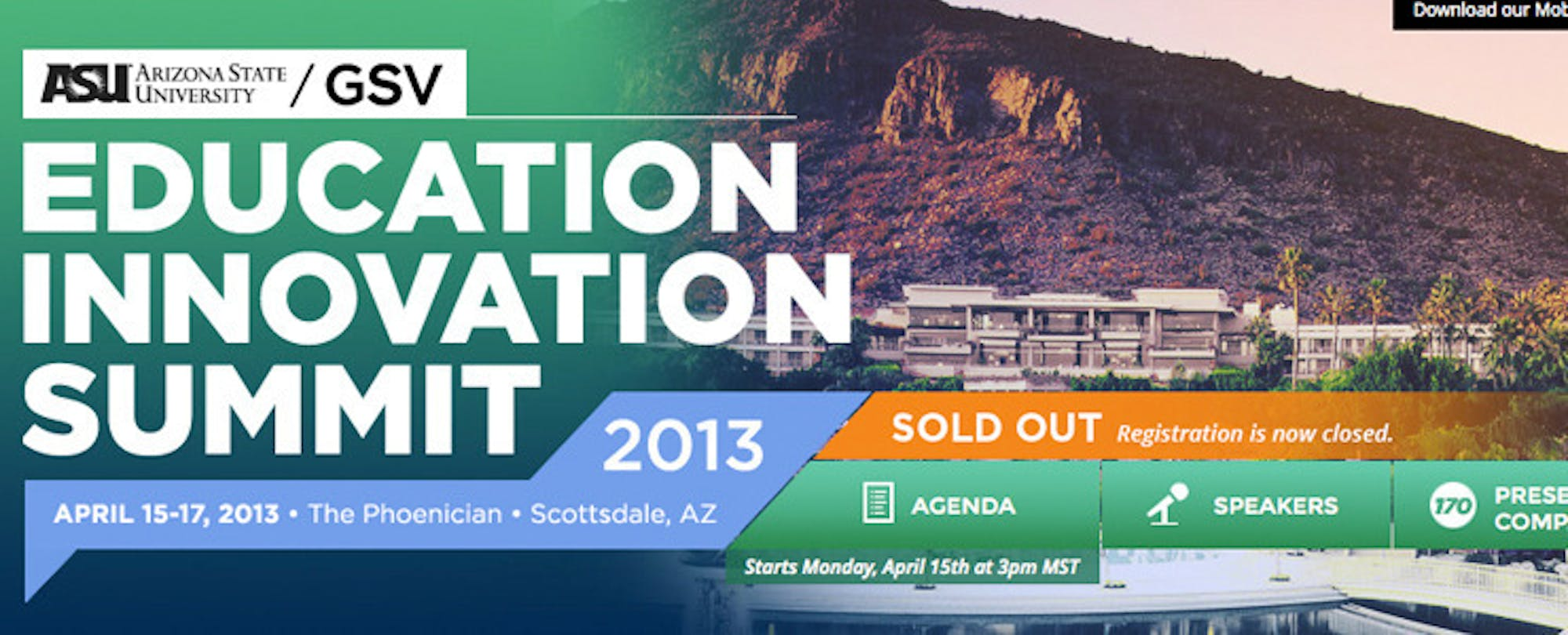 A Cheatsheet to the Education Innovation Summit