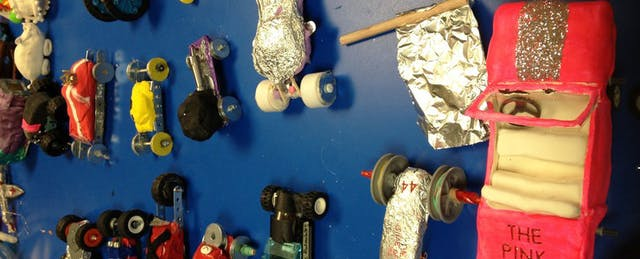 A Miniature Car Building and Racing Competition Sparked Student Engagement at This School