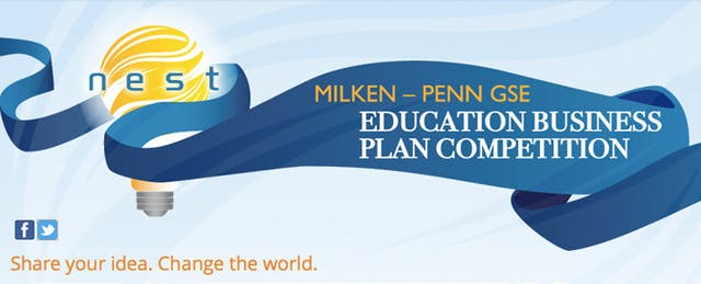 Milken-Penn GSE Competition Roundup