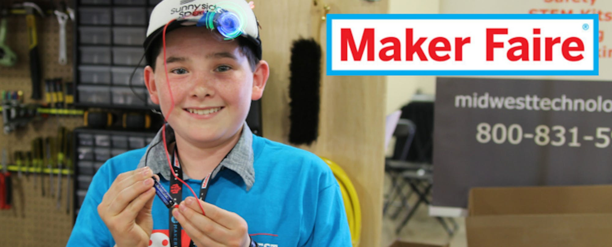 Just Make It! Maker Faire Fever This Weekend