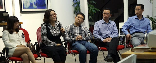 Beijing Edtech Meetup Explores Online English Learning