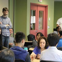 Toronto's First Education Hackathon