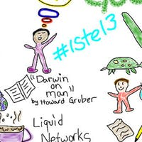 Where Good Ideas Happen: Stephen Johnson Gets Us Thinking at ISTE13