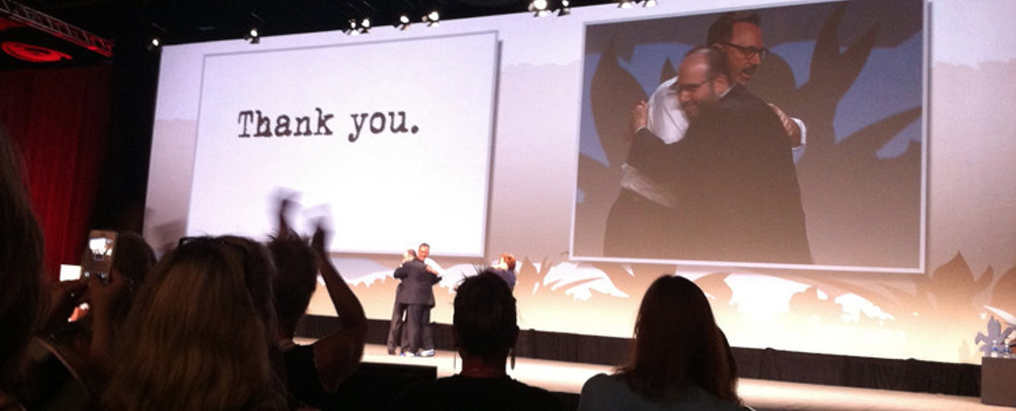 Adam Bellow Rocks the House at ISTE13