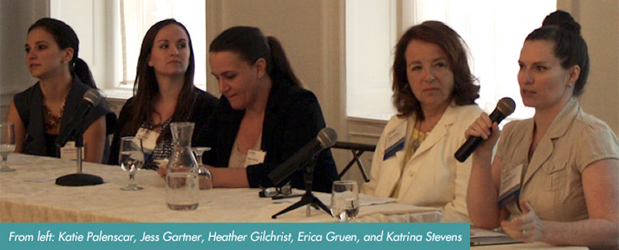 Edtech Women 'Lean In' and On Each Other