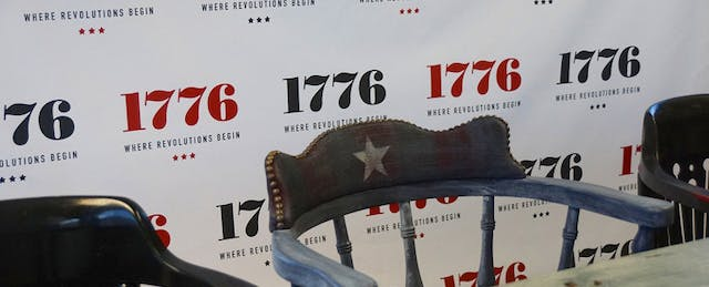Pearson Travels to 1776 to Find Education's Future