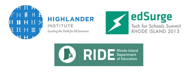 Rhode Island Rocks the Edtech Spectrum on October 5