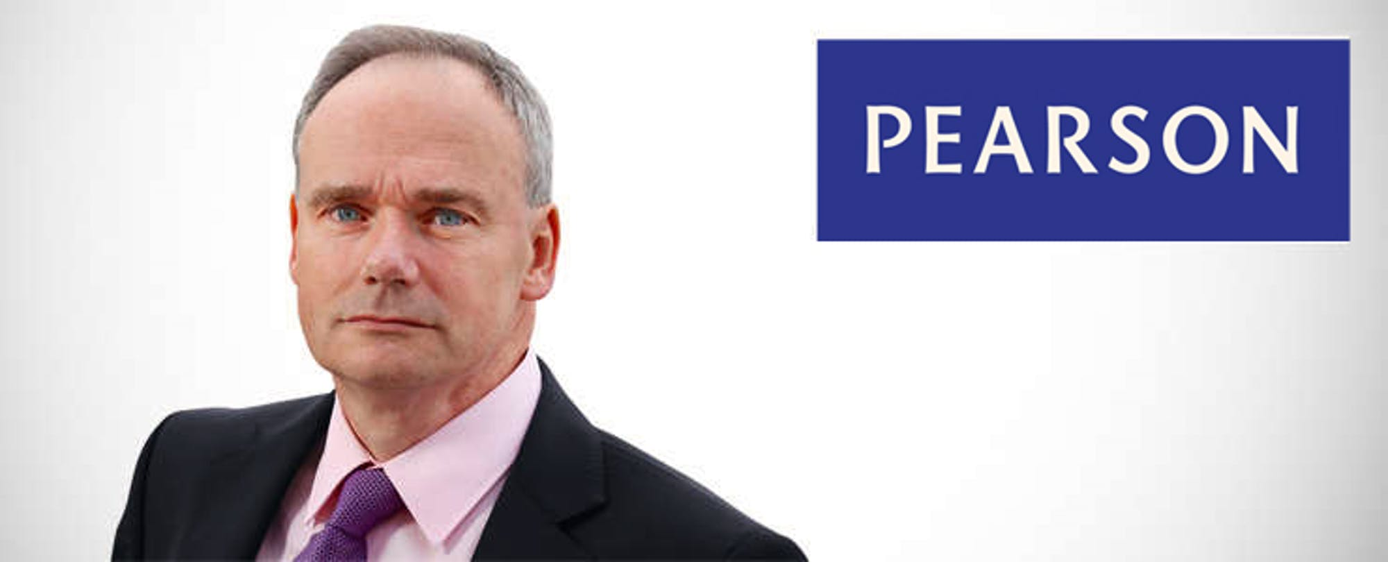 Pearson CEO Shares His Road Ahead