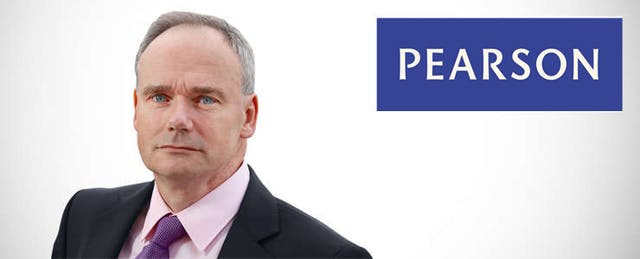 Pearson CEO Shares His Road Ahead