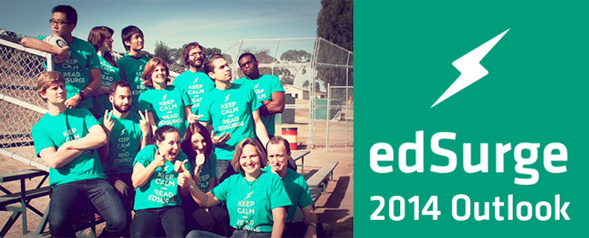 """The EdSurge Staff: """"2014 Will Be the Year of Data"""""""