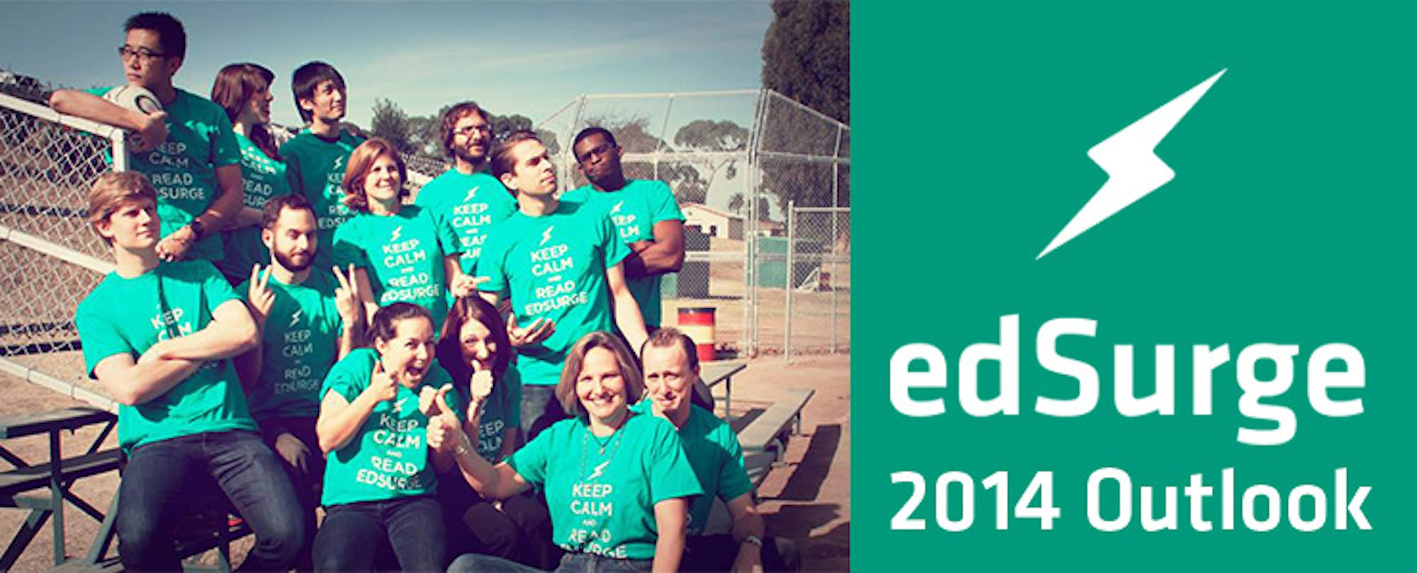 "The EdSurge Staff: ""2014 Will Be the Year of Data"""