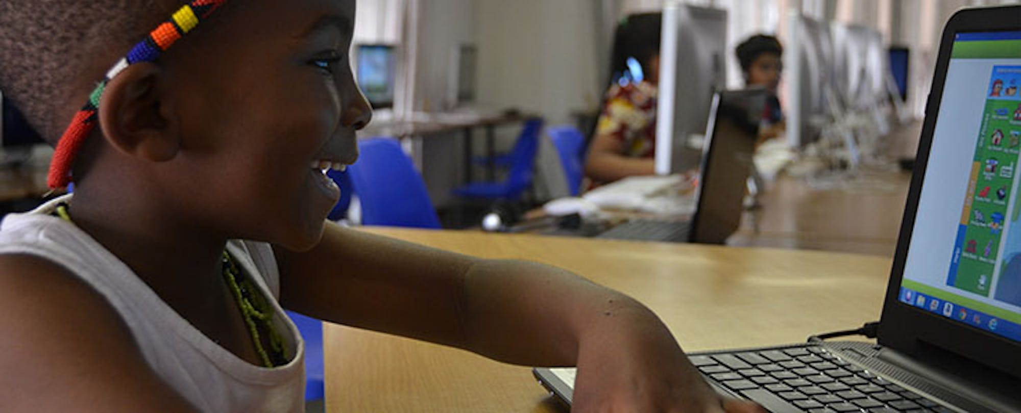 Blended Learning Sparks In South Africa