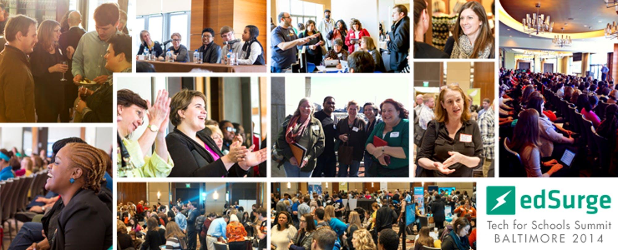 Baltimore Rocks the EdSurge Tech For Schools Summit