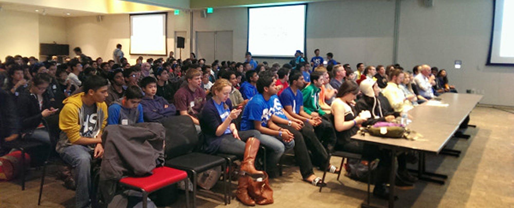 Inside the High School Hackathon Scene