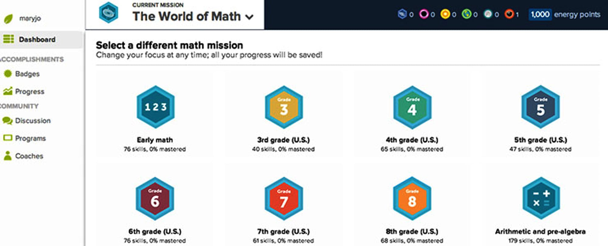 'Math of Khan': Sal Explains Academy's  Common-Core Aligned 'Missions'