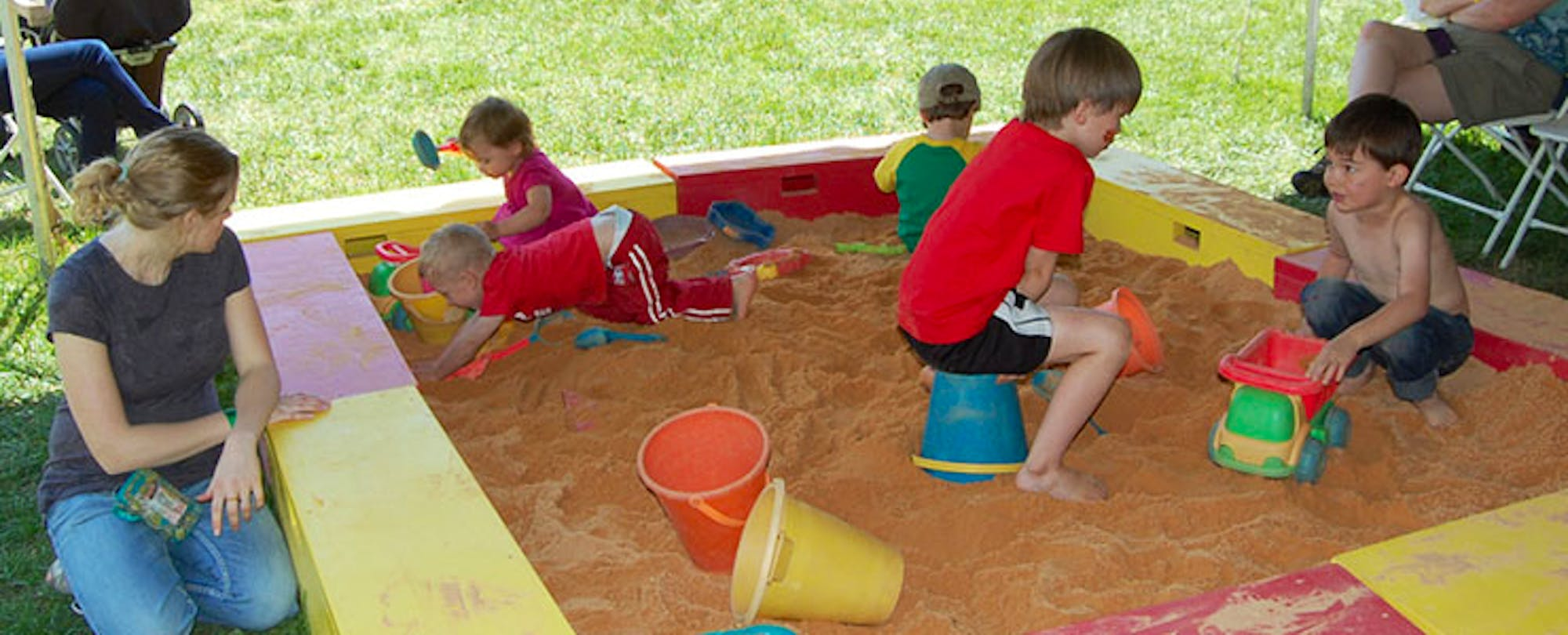 Child's Play: Lessons from the Sandbox