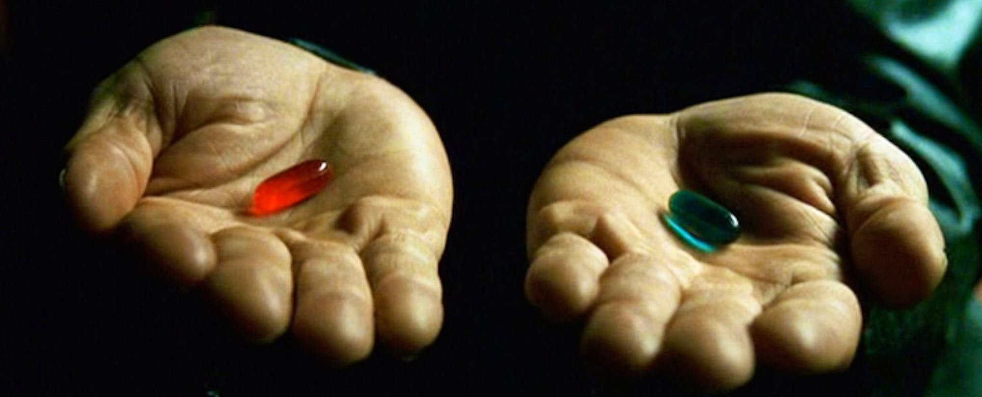 K12 Innovators, Take The Red Pill