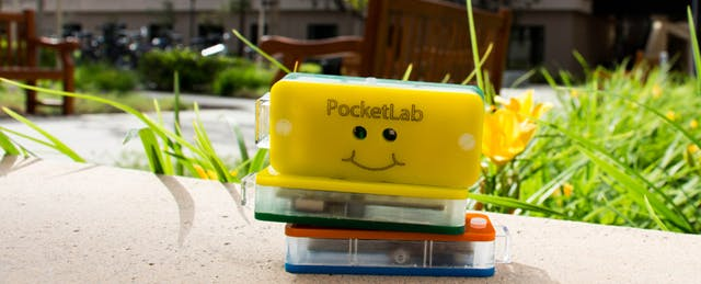 PocketLab Wins Yale Education Business Plan Competition