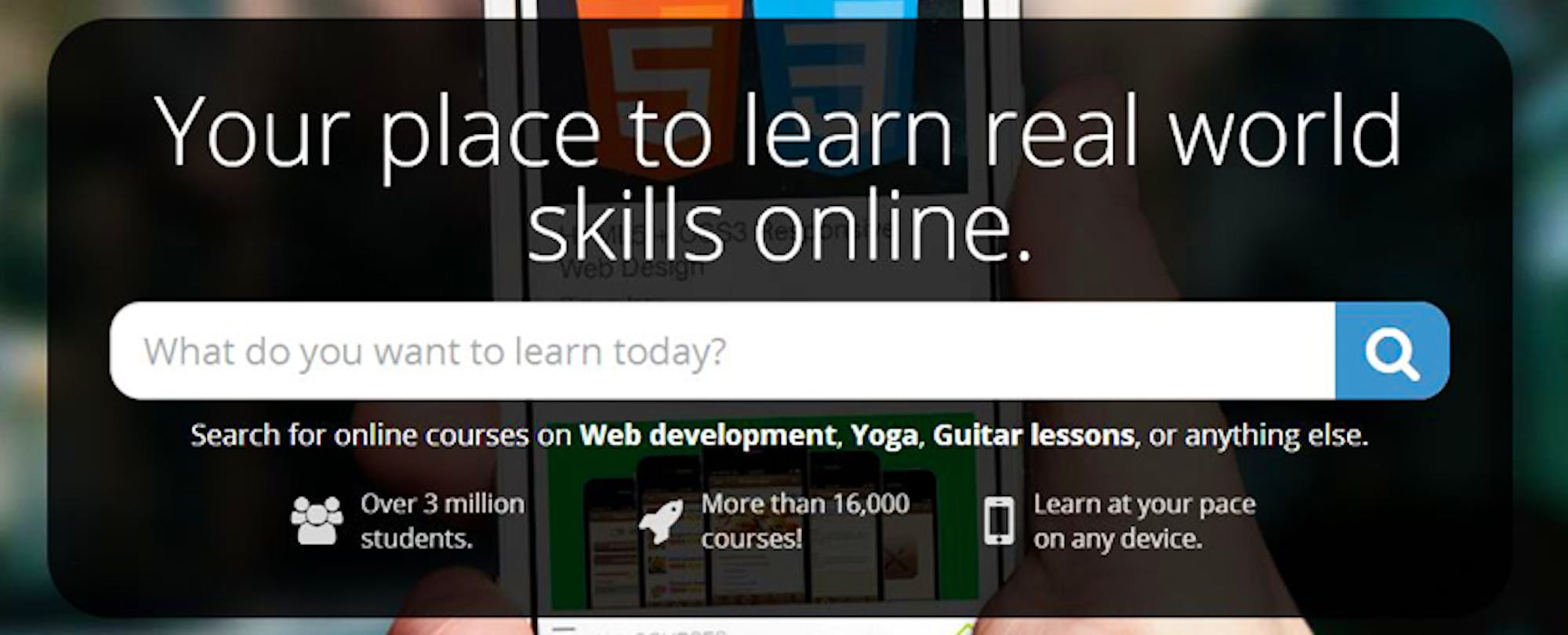 Udemy Raises $32M Series C to Grow 'Broader and Deeper'