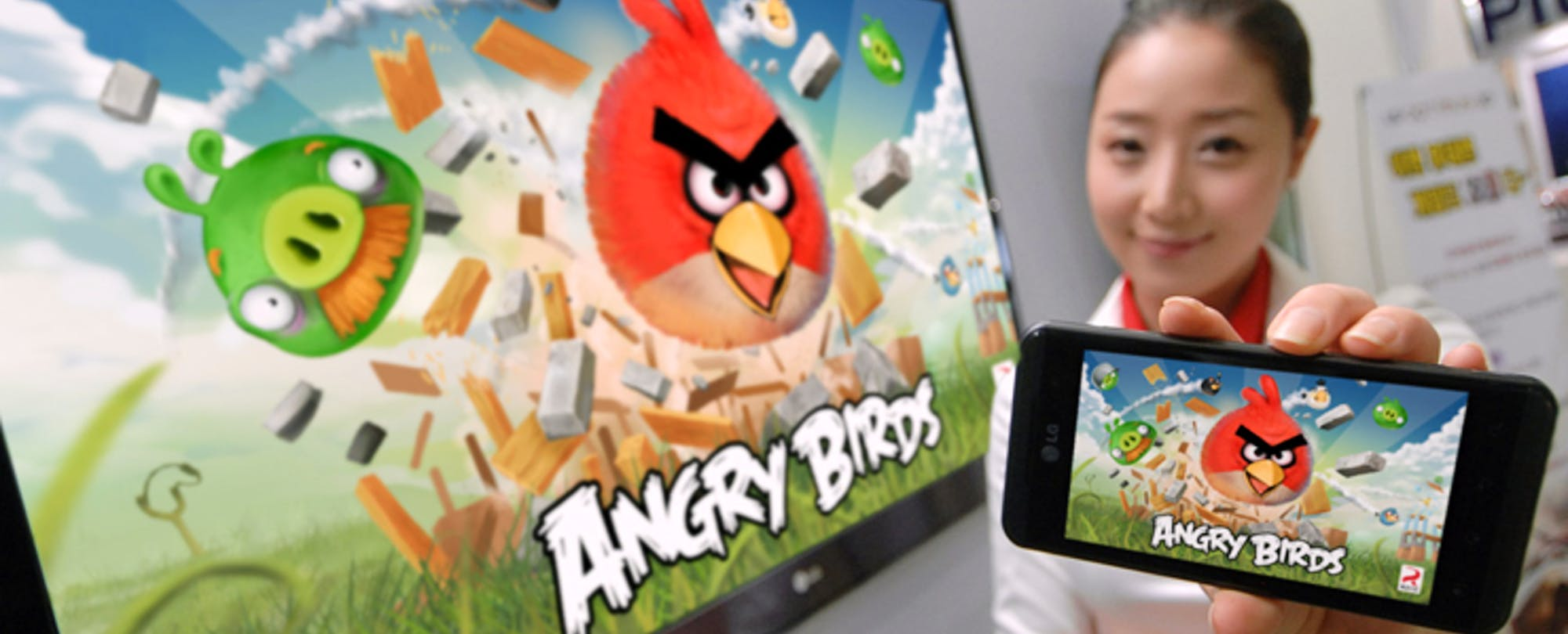 Happy News: Angry Birds are Flocking to Schools