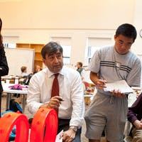 Harvard Professor Wins $500K Minerva Prize