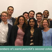 Seven Sweet Startups: LearnLaunchX's Spring Demo Day