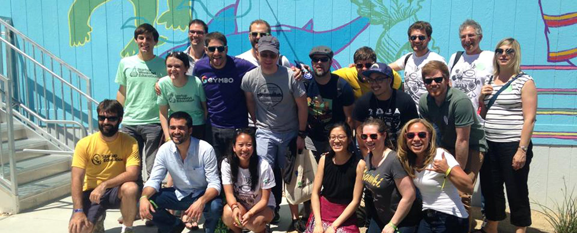 More Than A Weekend: Startup Education Goes Global
