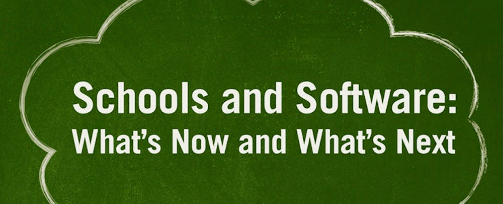 What K-12 Schools Want From Software