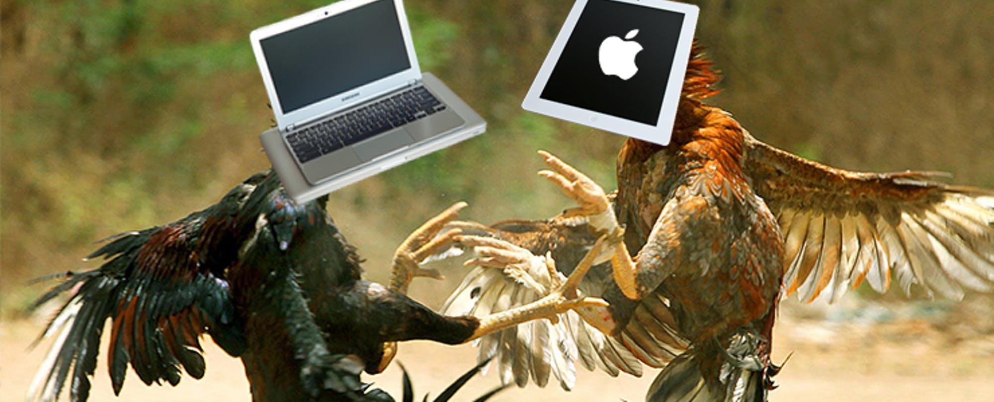 Why We Are Misunderstanding the Chromebook-iPad Debate