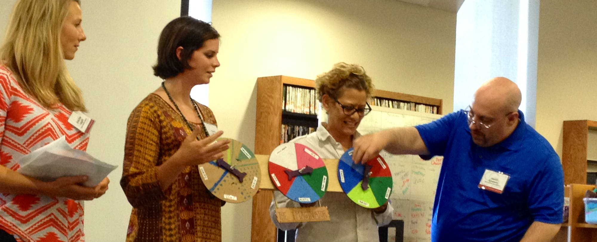 Do, Design, Discover: Educators Relearn How to Play