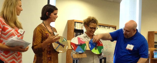 ​Do, Design, Discover: Educators Relearn How to Play