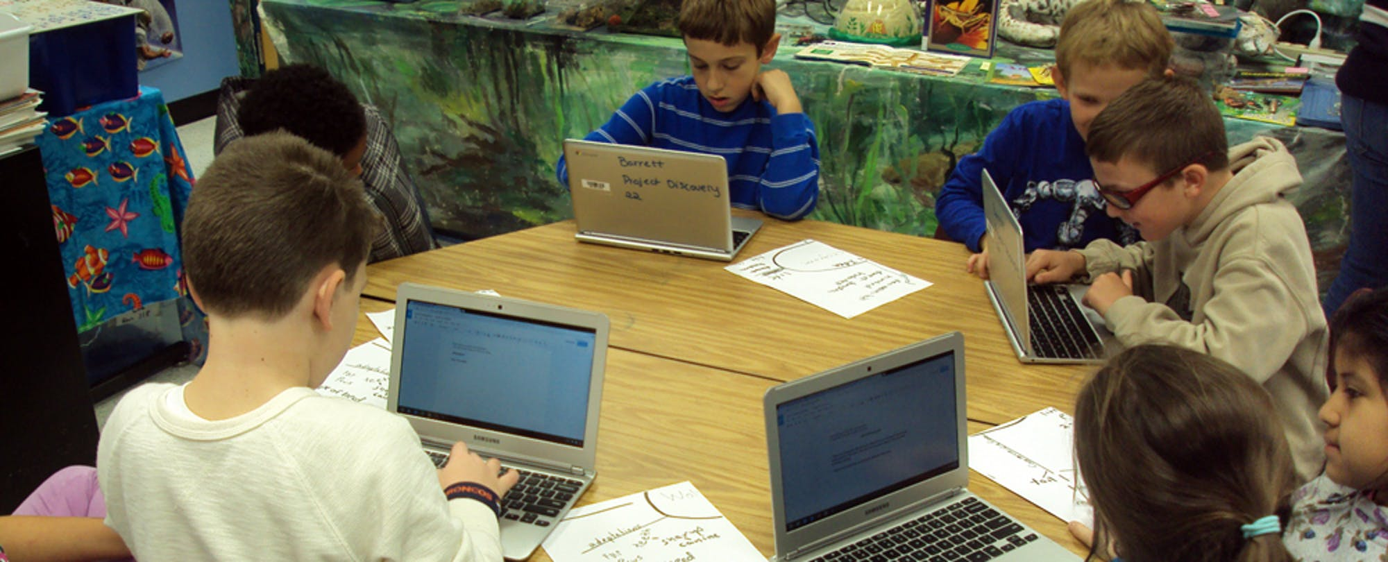 3 Reasons Why Chromebook Beats iPad in 1:1 Programs