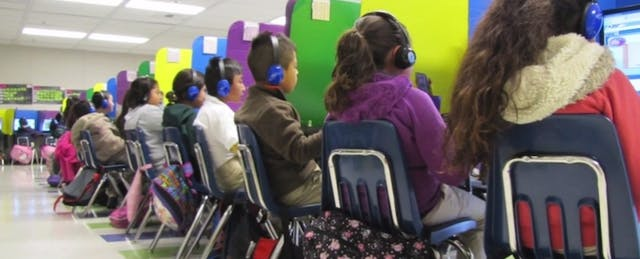 Lessons from Rocketship's 100-Student Classroom Model