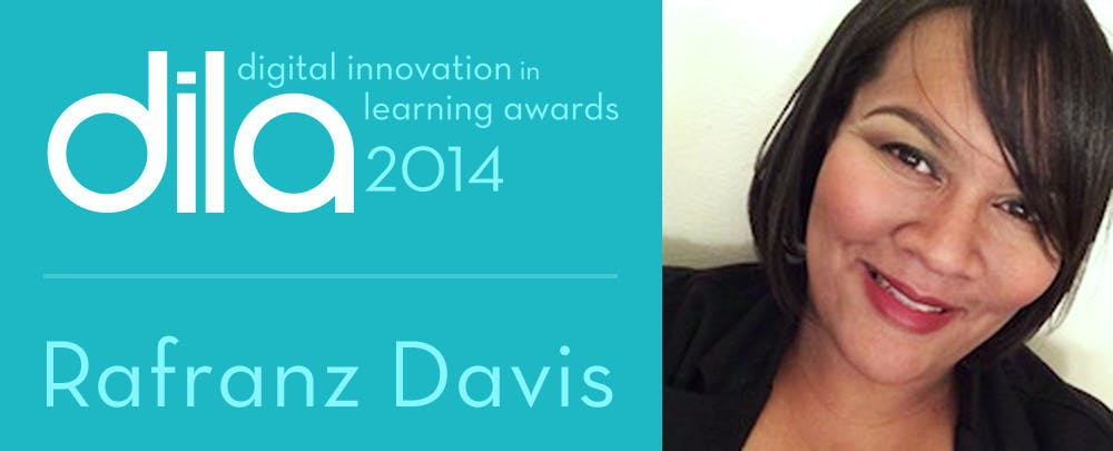 Rafranz Davis on the Classroom, Technology and Building a Community of Educators