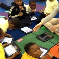 Dogs, Ponies, FabLabs and iPads: Another Typical Day at Liberty Elementary