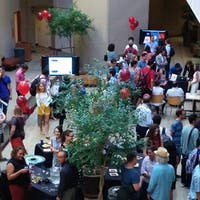 Stanford Scholars Flex Know-How at Learning, Design, and Technology Expo