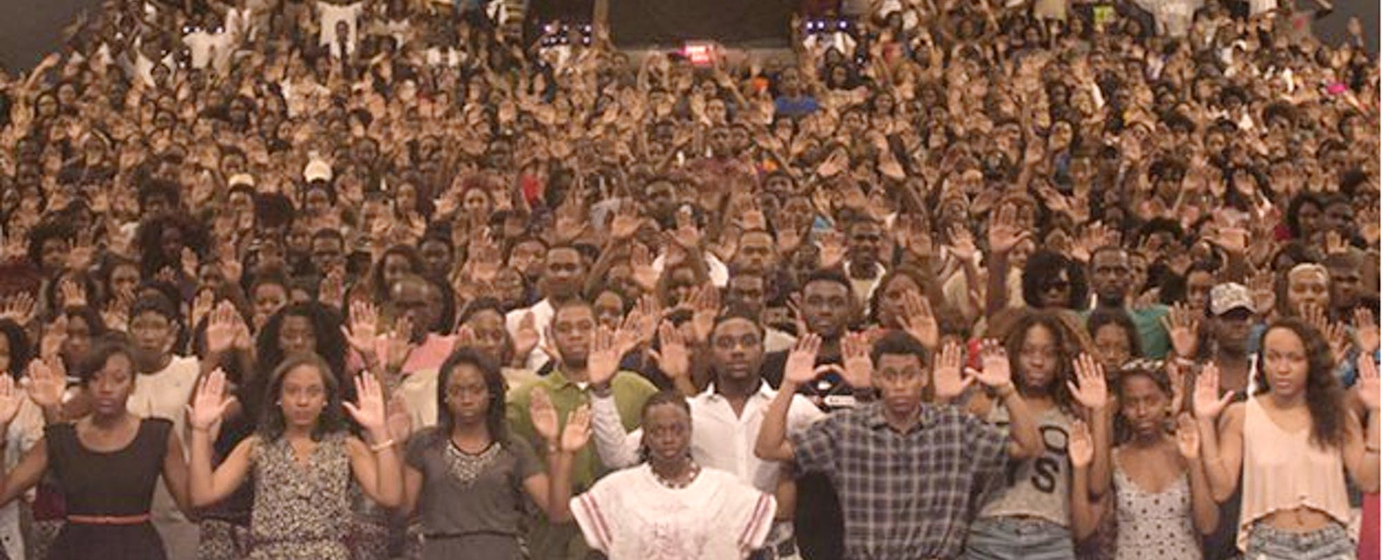What Do We Teach When Kids Are Dying? #MichaelBrown