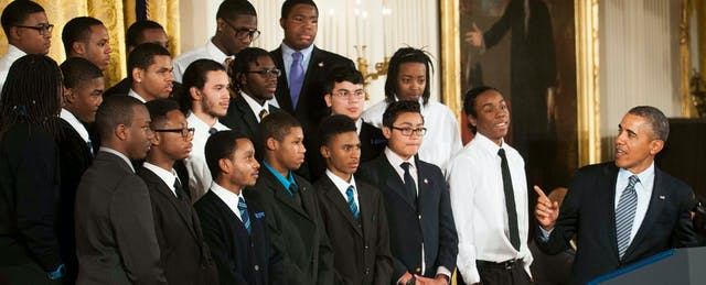My Brother's Keeper: How Can Data Empower Young Men of Color?
