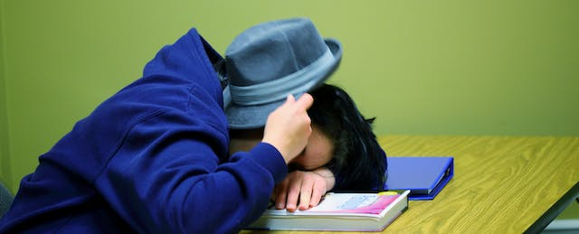 Is College Dead or Just Sleeping in Class?