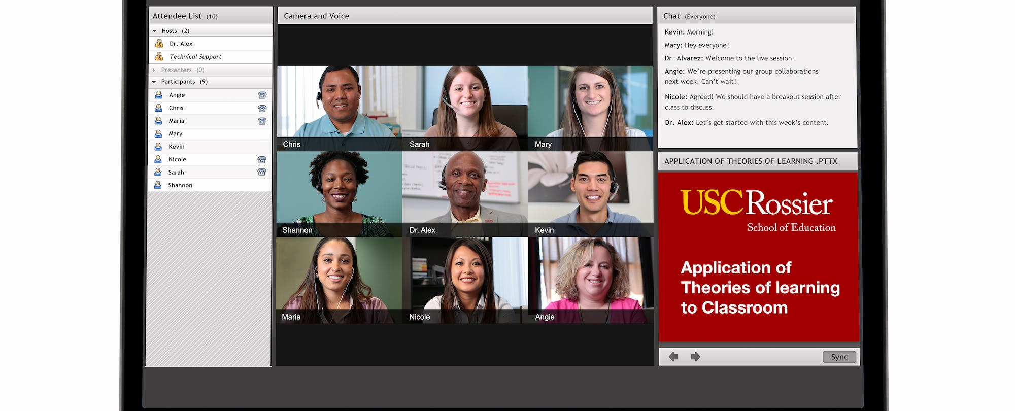 Rossier: Where Online Teacher Education is Personal