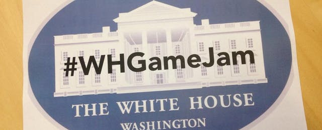 What's Jamming at the White House? The 4 P's of Developing Games for the Classroom