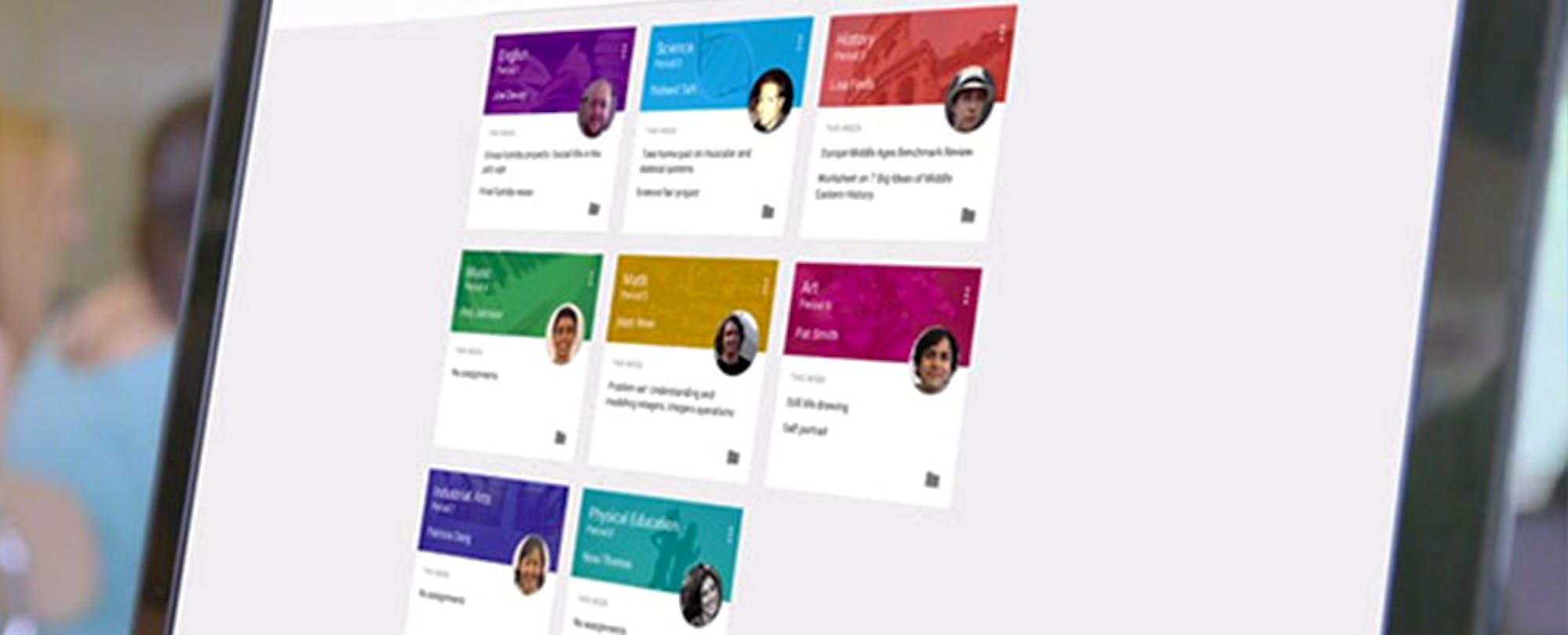 Google Launches Five Improvements to 'Classroom' Tool