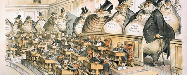 What's Big Business Got to Do With Education Reform?