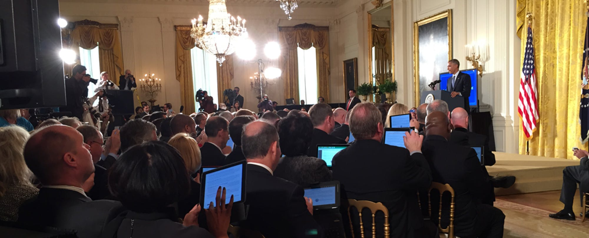 President Obama Collects Pledges from Superintendents to Make Districts 'Future Ready'