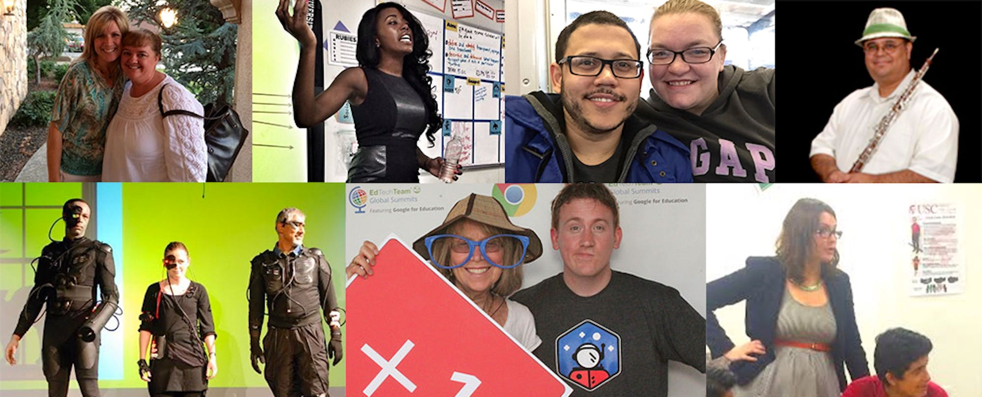 What Makes a Great Educator: Words of Thanks from the Edtech Community