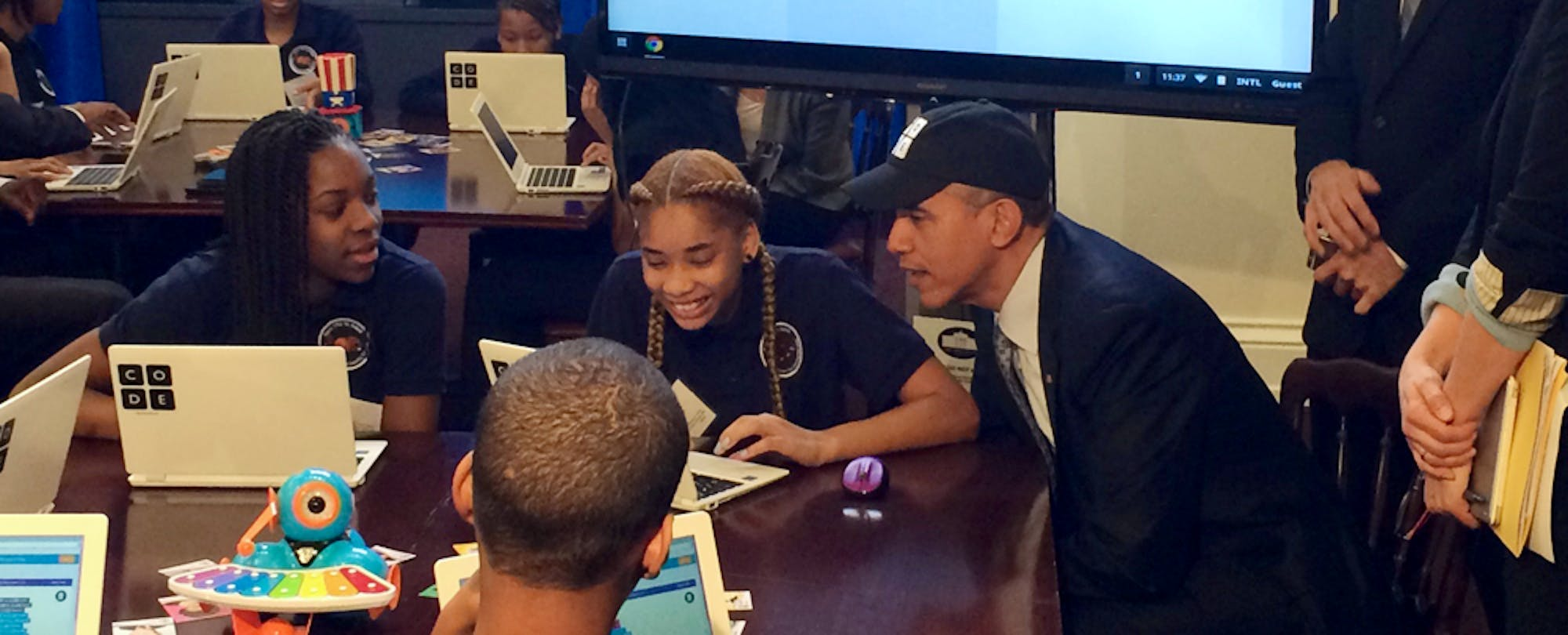 If Obama Spends an Hour Coding, So Can You